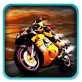 Highway:Fast Motorcycle Rider