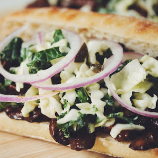 Vegan Pulled Bbq Mushroom Sandwiches →