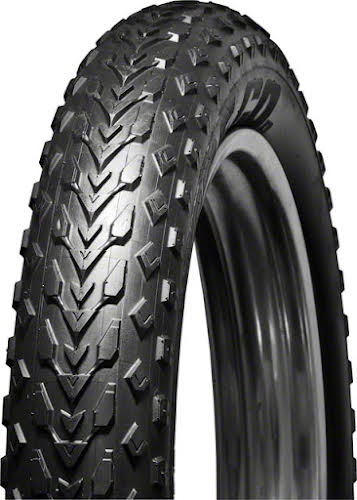 """Vee Tire Co. Mission Command Fat Bike Tire:  26"""" x 4.7"""" Tubeless Ready"""