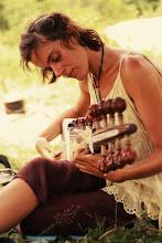 Photo: Алиса Демириди.  Выездная чайная церемония на летнем фестивале Арт-Поле, 2012  Заказ чайной церемонии по тел. +38044 451 4283, киевский Чайный Клуб.  Подробности на сайте: http://www.cha.com.ua/uznai-bolshe/o-klube/karta-uslug/visiting-tea-ceremony