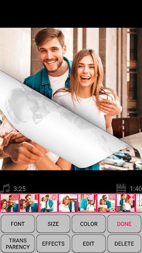 Slideshow with photos and music screenshot 10