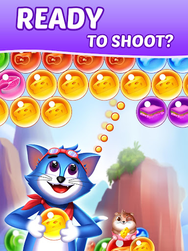 Tomcat Pop: New Bubble Shooter screenshots 11