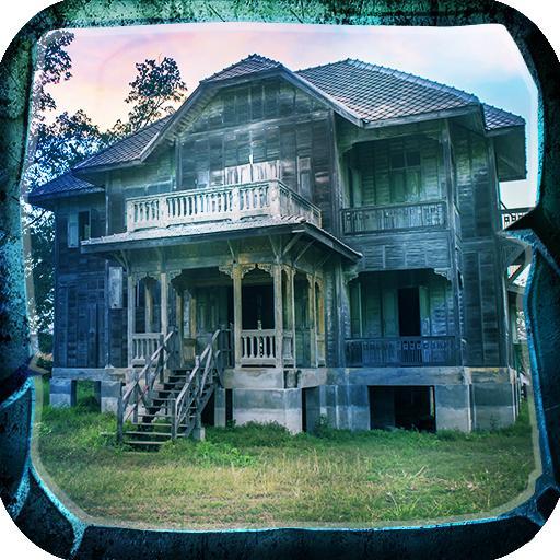 Escape Games - Ruined Mansion