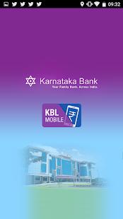 KBL Mobile - náhled