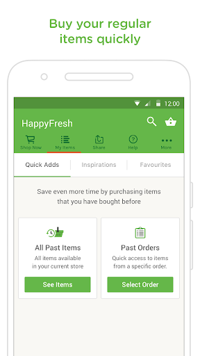玩免費購物APP|下載HappyFresh - Grocery Delivery app不用錢|硬是要APP