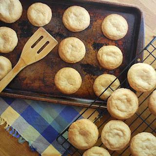 Lemon Snickerdoodles Cookies