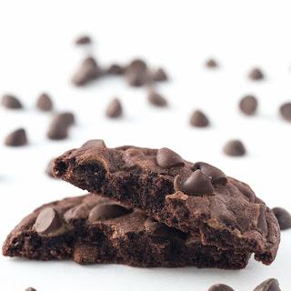 Mom's Double Chocolate Cookies.