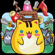 Cat'n'Robot: Idle Defense - Cute Castle TD Game