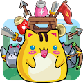 Cat'n'Robot: Idle Defense -Cute Castle TD PVP Game APK