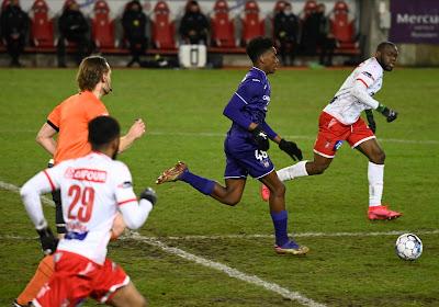 Un bon retour, mais frustrant pour Albert Sambi Lokonga