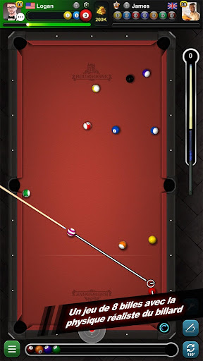 POOLTIME: Jeu de billard le plus ru00e9aliste  captures d'u00e9cran 2