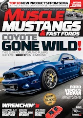 Muscle Mustangs and Fast Fords