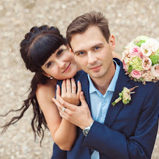 Wedding photographer Nadezhda Andreeva (nadin-foto). Photo of 02.06.2015