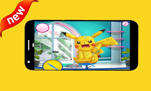 pikachu doctor and dress up 1.0 screenshots 2