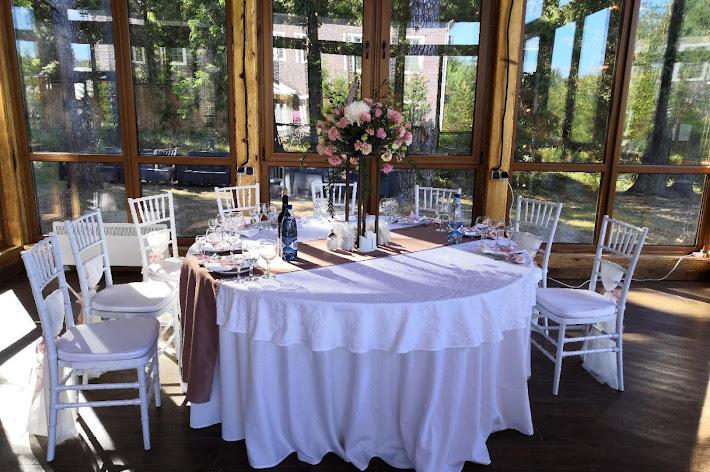 Фото №3 зала Панорамный ресторан