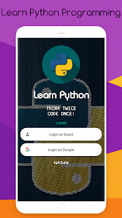 Learn Python Programming Pro Screenshot