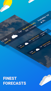 1Weather Forecasts, Widgets, Snow Alerts & Radar Pro 4.6.0.0 1
