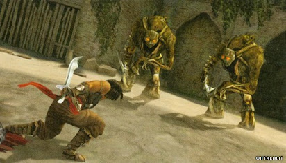 Prince Of Persia The Forgotten Sands Iso