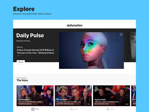 dailymotion - the home for videos that matter 1.33.31 screenshots 5