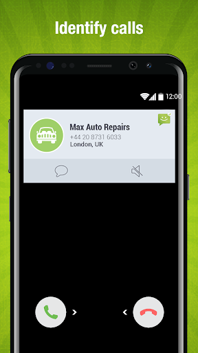 CallerID & SMS from Android 4.4 screenshot 5