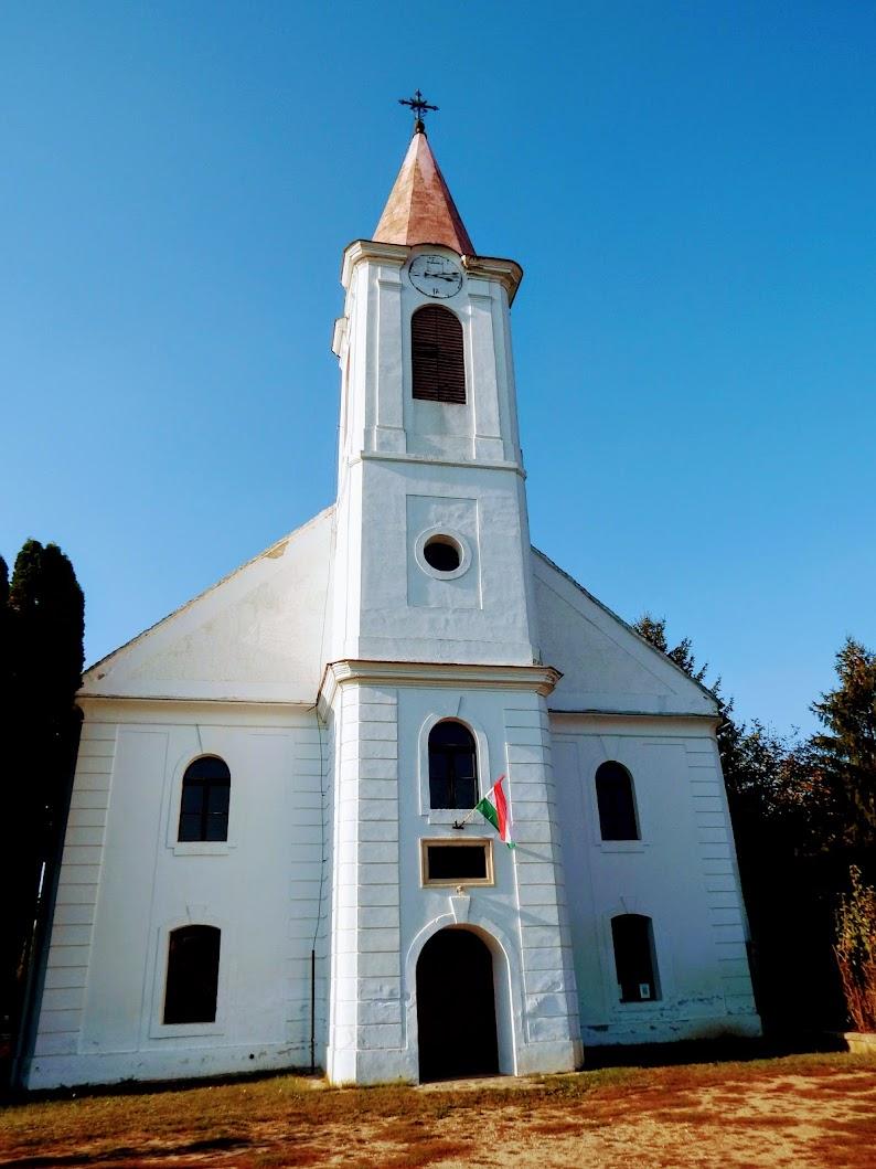 Nagygeresd - evangélikus templom