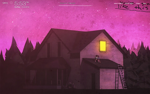 Gone Home Game Wallpapers FullHD New Tab