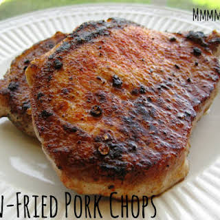 Pan Fry Pork Chops Without Flour Recipes.