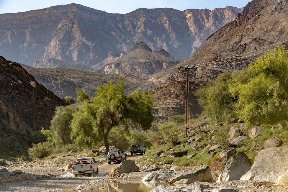 Oman, Wadi Bani Awf
