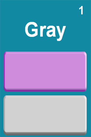 Brain Training Tap The Color