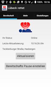 Lübeck rettet screenshot 1