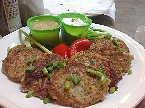 Chia Seed Potato Cakes Recipe