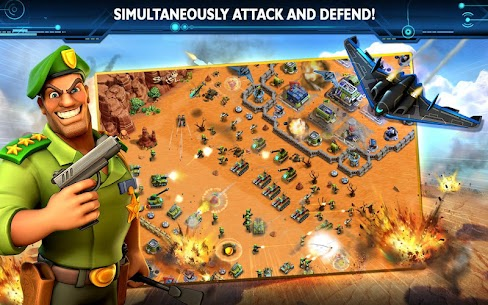 This Means WAR! MOD Apk 4.2.0.1225 (Unlimited Resources) 1