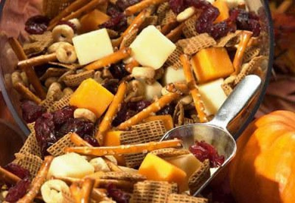 Crunchy Munchy Snack Mix Recipe