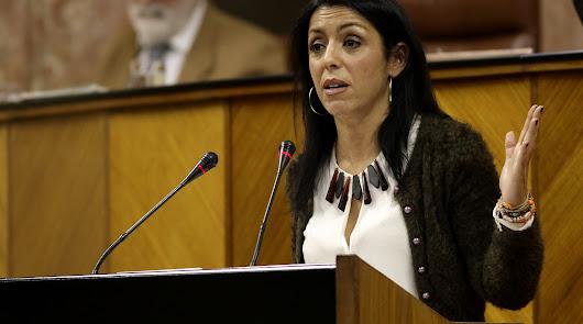 """Las """"largas"""" de Jose López a la presidenta del Parlamento de Andalucía"""