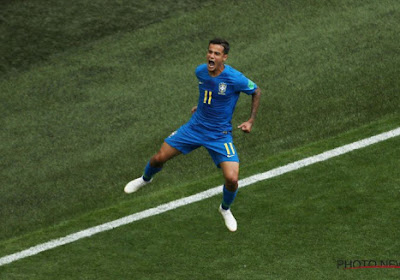 Coutinho-Neymar en sauveurs: une petite victoire, mais trois points précieux pour le Brésil