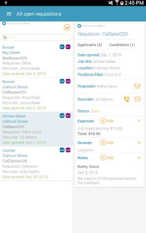 PeopleMatter Screenshot