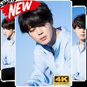 BTS Jimin Wallpaper KPOP HD icon