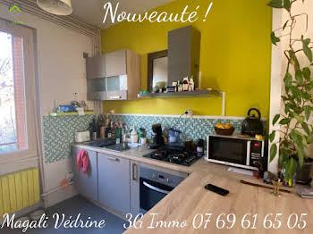 Appartement 3 pièces 56,59 m2