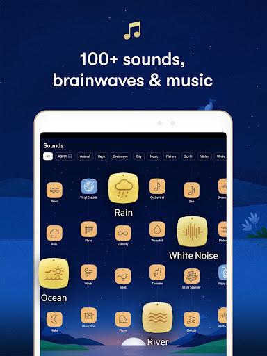 Relax Melodies: Sleep Sounds screenshot 10