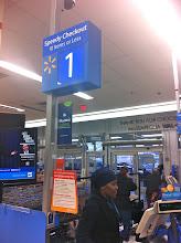 Photo: Express checkout. Yay! #bigelowtea, #walmart