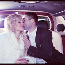 Wedding photographer Vladimir Kholkin (boxer747). Photo of 09.03.2013