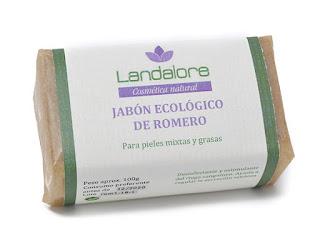Jabón Natural Romero Landalore