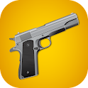 Gun Simulator & Weapons Sounds icon