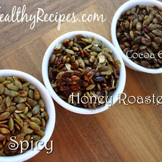 Pumpkin Seeds (3 WAYS)