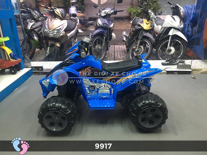 Xe moto điện trẻ em 9917 8