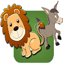 Animals For Kids: Free Learn icon