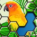 Jigsaw Puzzles Hexa 🧩🔥🎯 icon