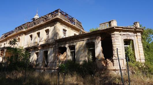 Uno de los edificios abandonados más misteriosos de España está en Almería