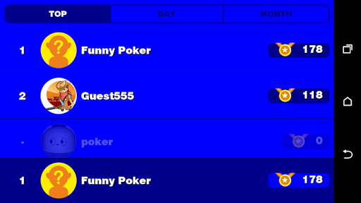Video Poker with Double Up  screenshots 5