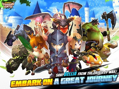 Guardian Hunter: SuperBrawlRPG v2.0.8.02 Mod